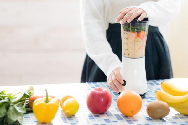 ダイエット効果の高い手作りグリーンスムージーの作り方