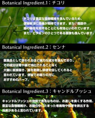ウルトラチャコール 栄養成分